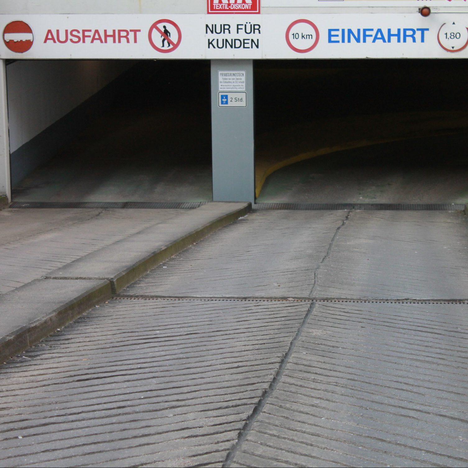 Elektromobilität in der Tiefgarage