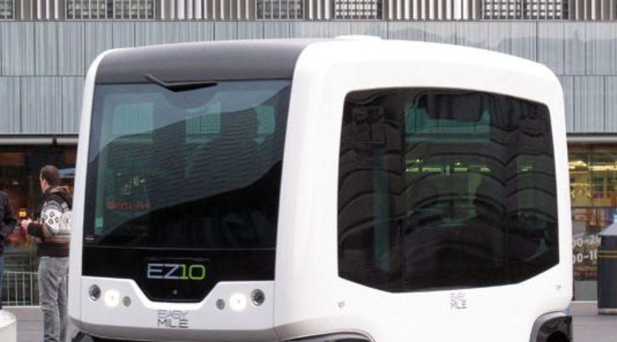 KIAM-Gespräch: Einsatzszenarien autonomer Shuttles als Teil des öffentlichen Verkehrs