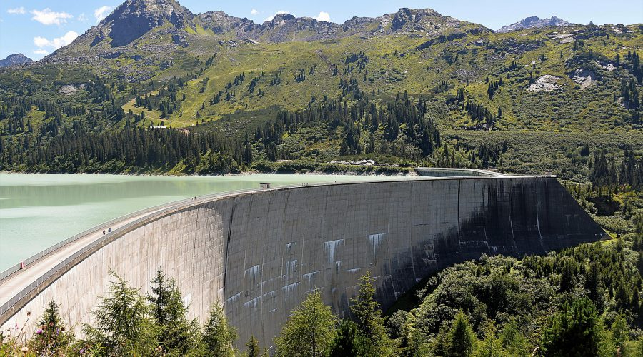 Strompreisgrenze zwischen Deutschland und Österreich
