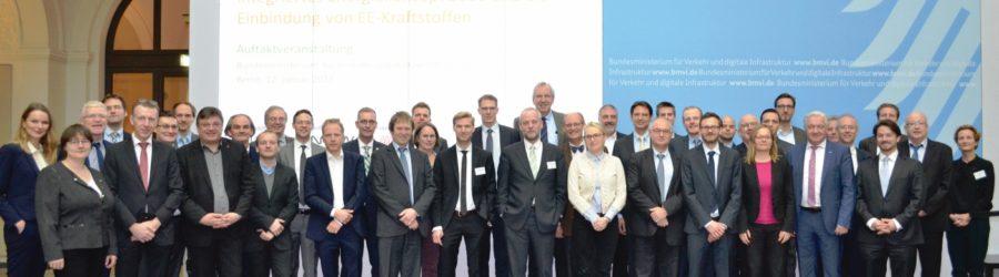 """Startschuss für das Projekt """"Integriertes Energiekonzept 2050"""""""