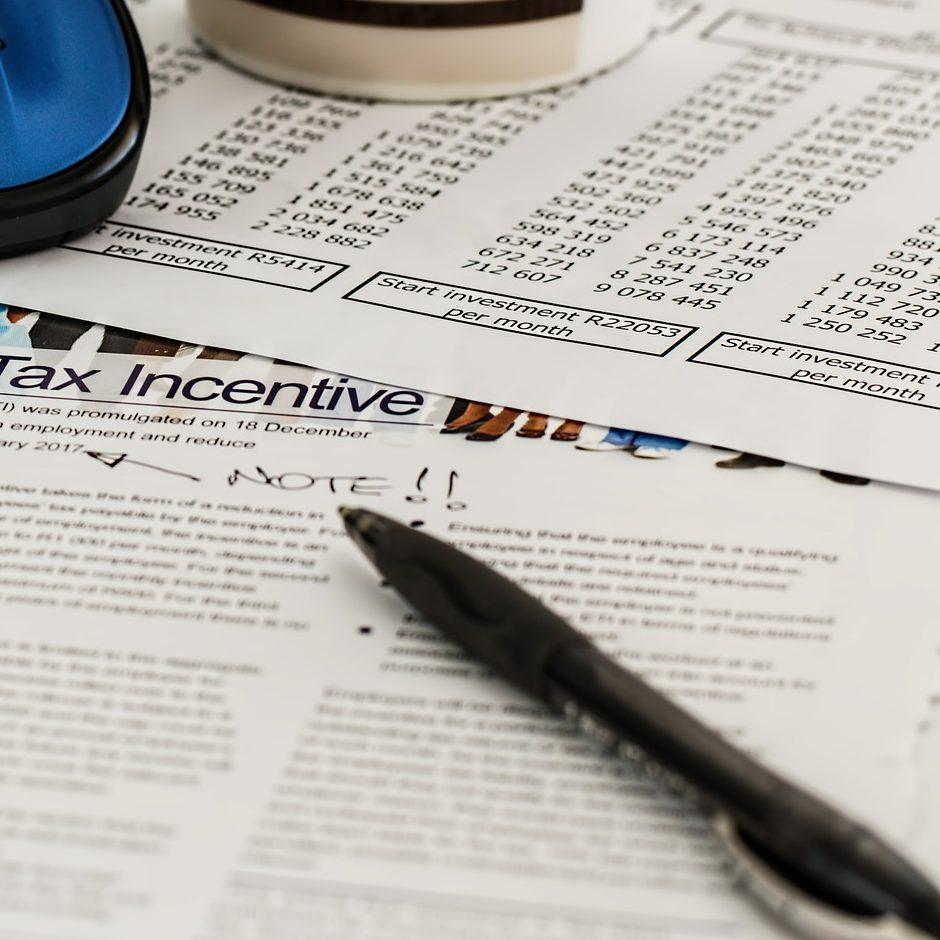 Die Identifikation der Steuervergünstigungen