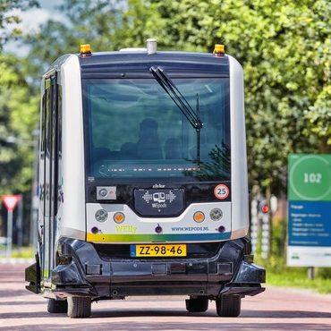 """Bericht zum Workshop """"Zulassung von fahrerlosen Fahrzeugen"""""""