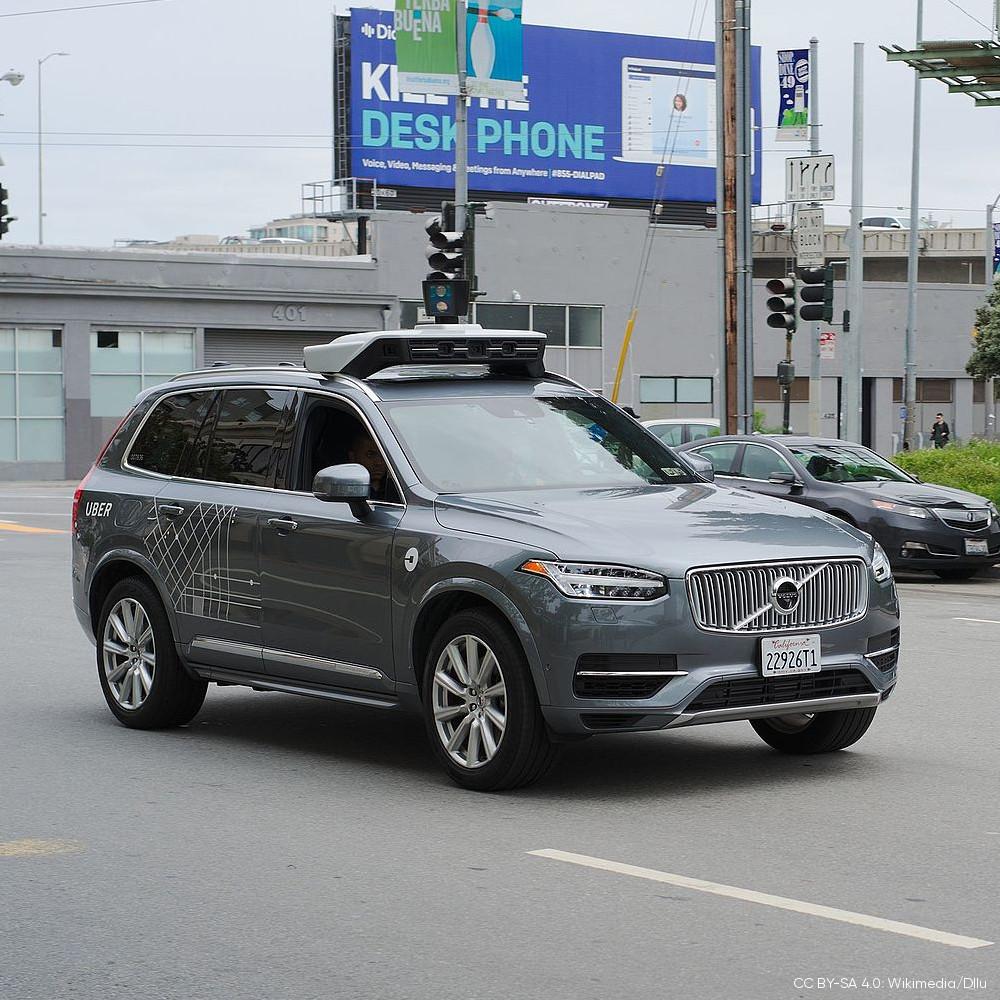 Tödlicher Unfall mit autonomem Fahrzeug in den USA
