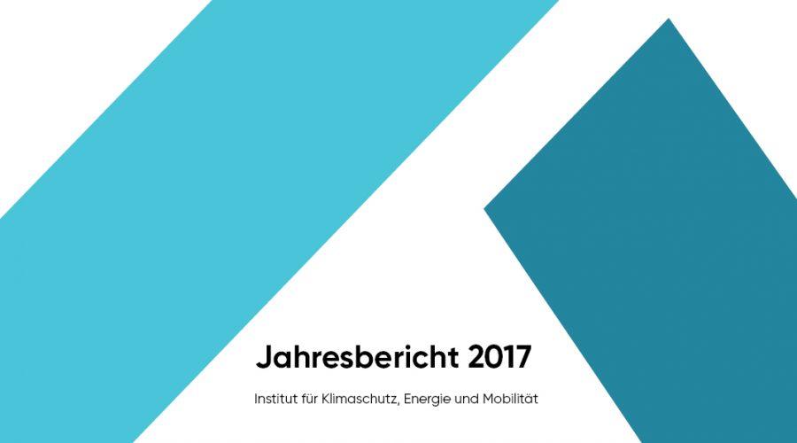 Jahresbericht 2018 veröffentlicht