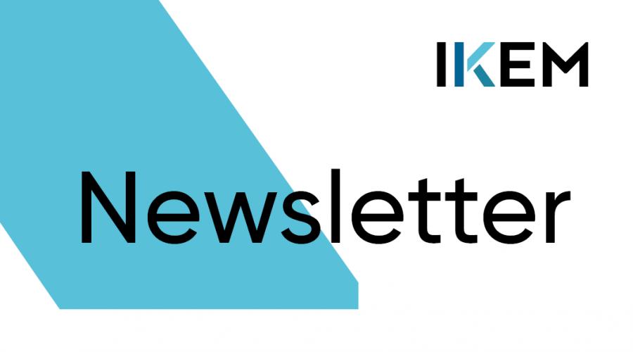 IKEM-Newsletter – Jetzt anmelden!