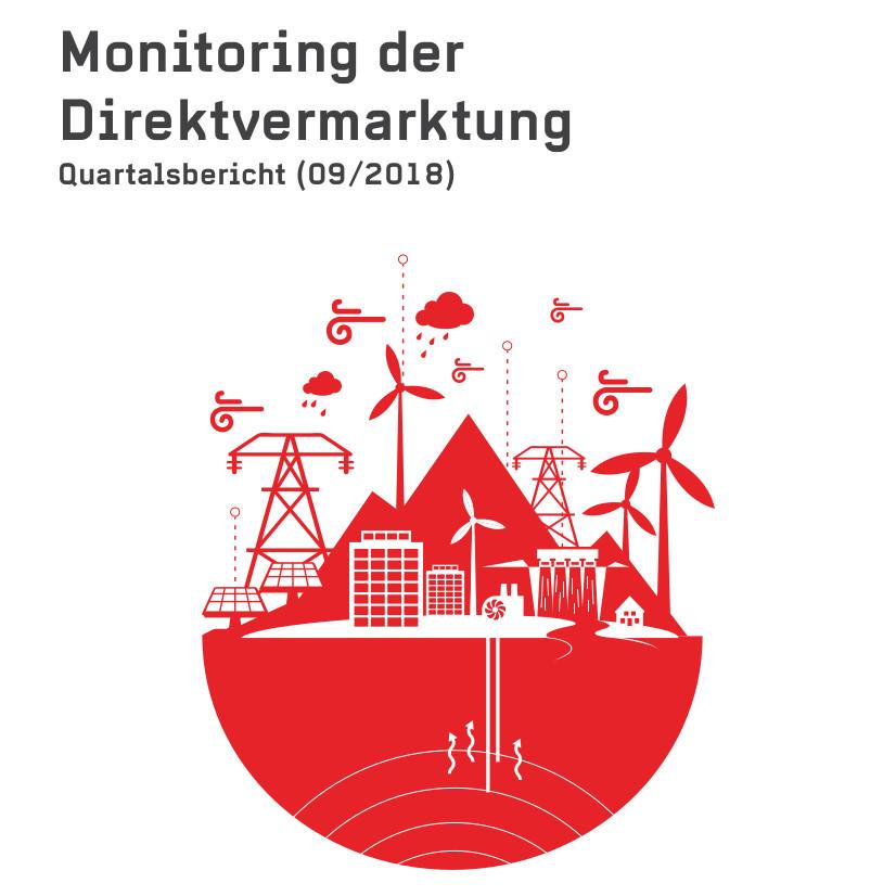 Monitoring der Direktvermarktung von Strom aus Erneuerbaren Energien. Quartalsbericht (09/2018)