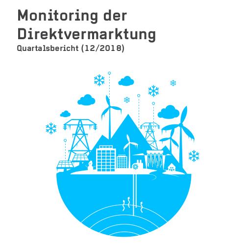 Monitoring der Direktvermarktung von Strom aus Erneuerbaren Energien. Quartalsbericht (12/2018)