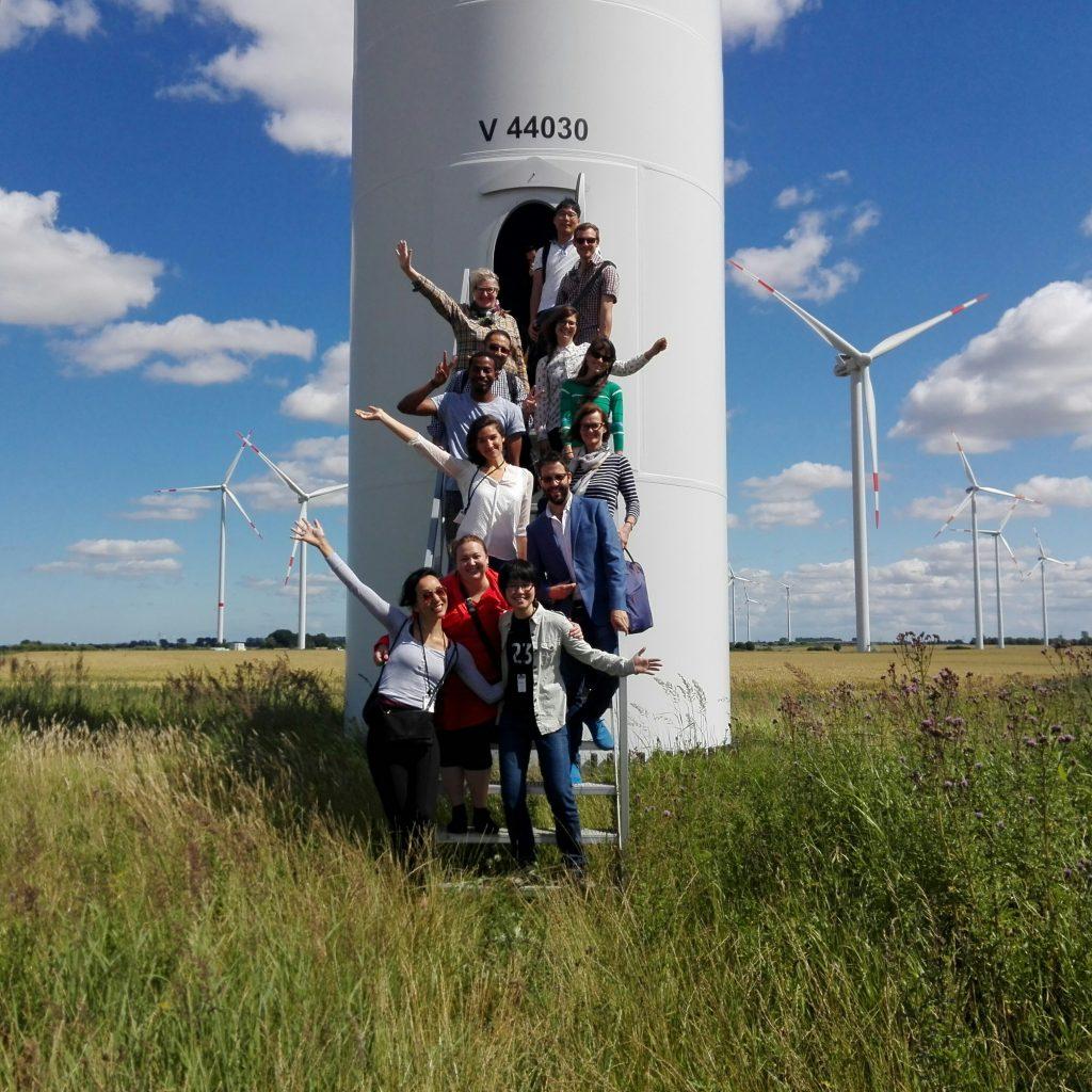Teilnehmende der Summer Academy (Bild: IKEM)