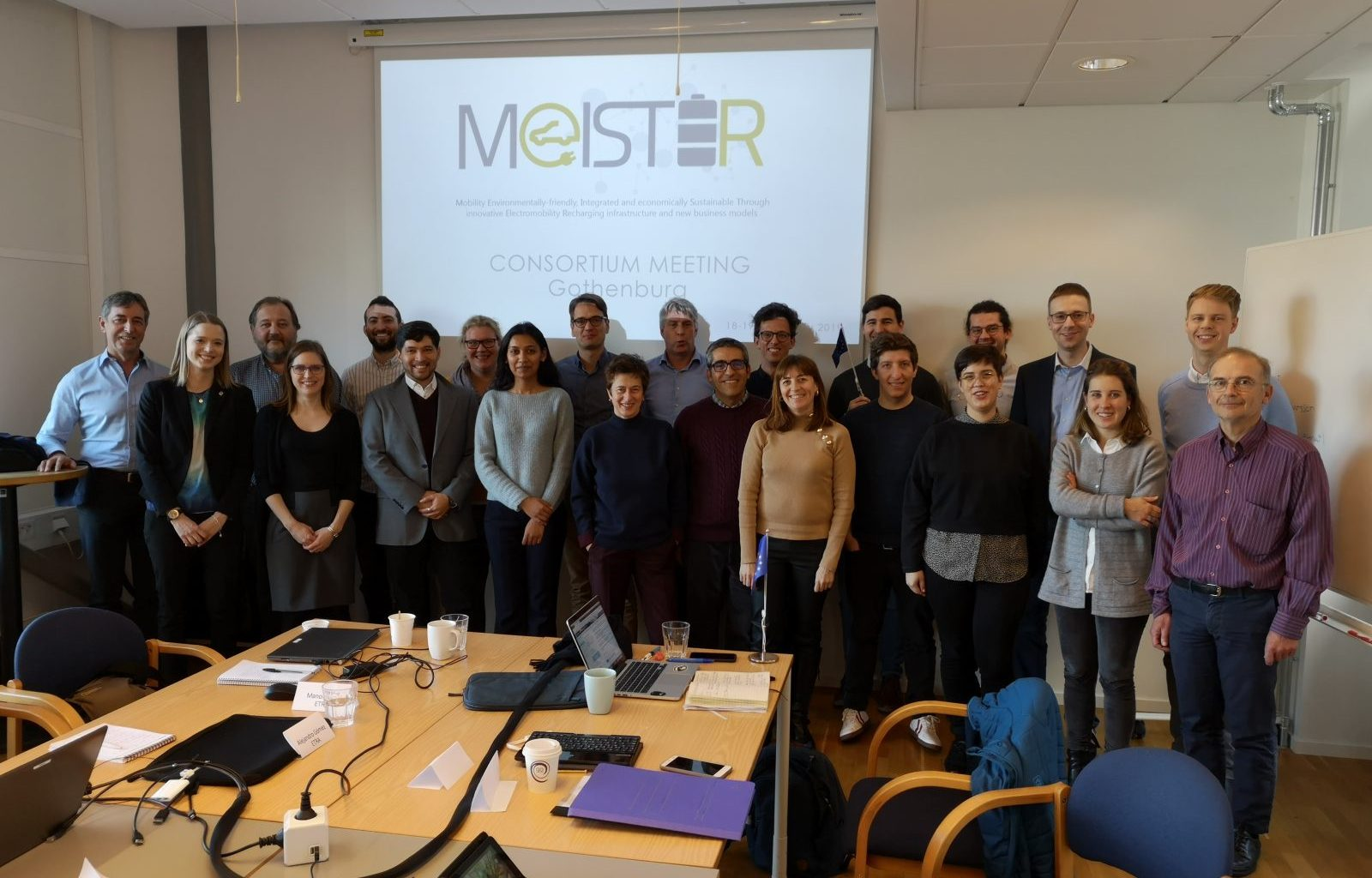 MEISTER-Projektteam Bild: MEISTER-Konsortium)