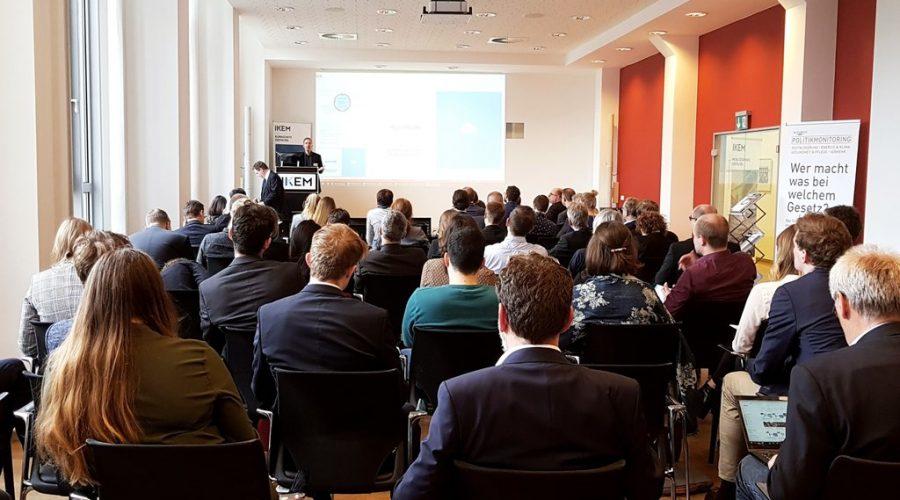 Rückblick: IKEM-Jahrestagung 2019 zu #Klimakompensation