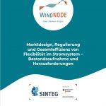 Peer-Review-Paper: Marktdesign, Regulierung und Gesamteffizienz von Flexibilität im Stromsystem