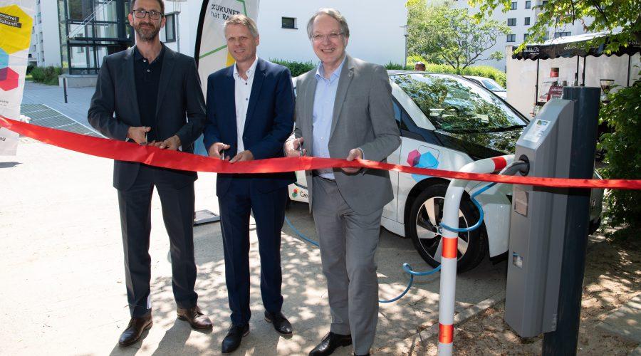 E-Mobilität trifft Quartier-Strom im Wohnpark Mariendorf