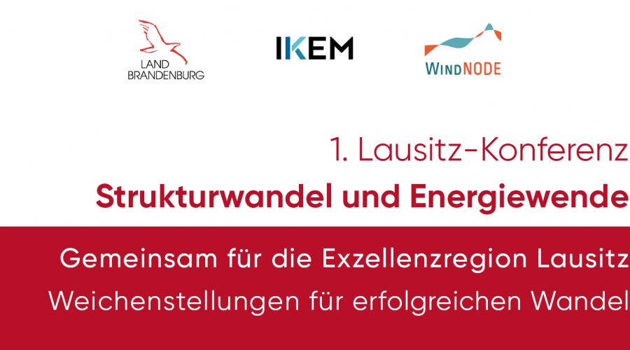 1. Lausitz-Konferenz: Strukturwandel und Energiewende