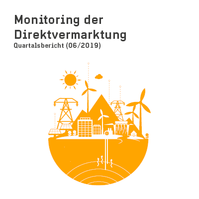 Monitoring der Direktvermarktung von Strom aus Erneuerbaren Energien. Quartalsbericht (06/2019)