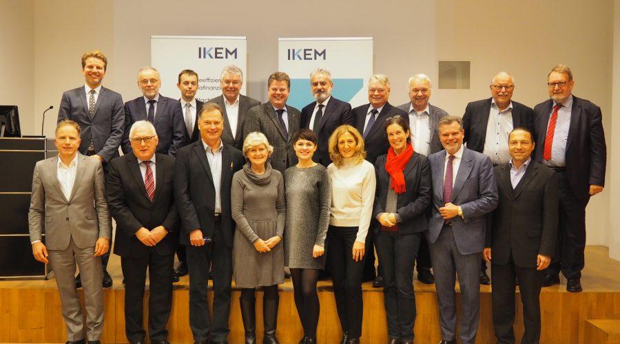 Konstituierende Sitzung des IKEM-Beirats