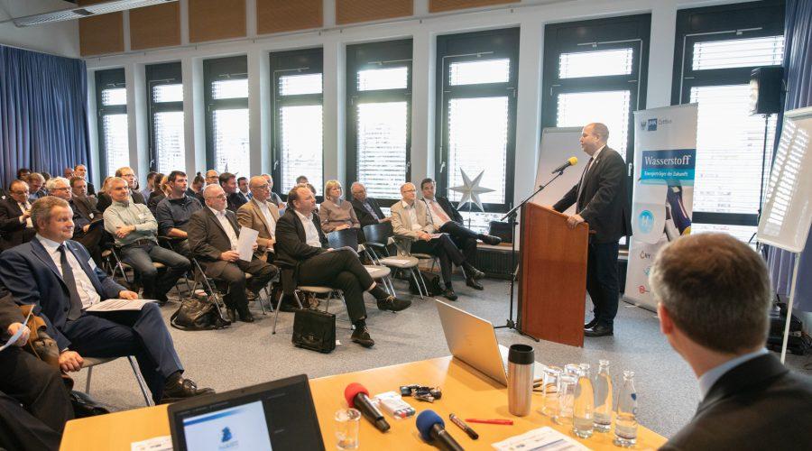Pressemitteilung: Wasserstoffregion Lausitz: Regulatorische Hürden abbauen