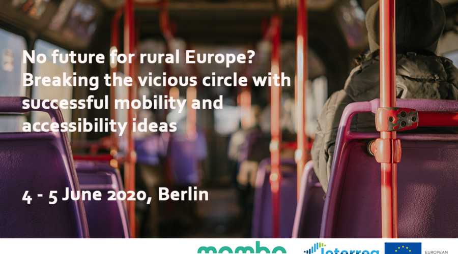 No future for rural Europe? – MAMBA Final Conference