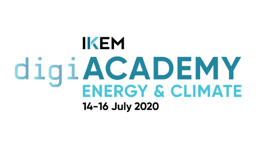 IKEM Academy 2020 (14.-16. Juli 2020)
