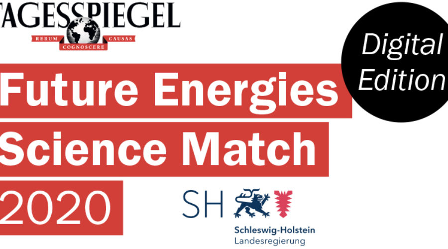 Future Energies Science Match Digital Edition am 1. Dezember 2020