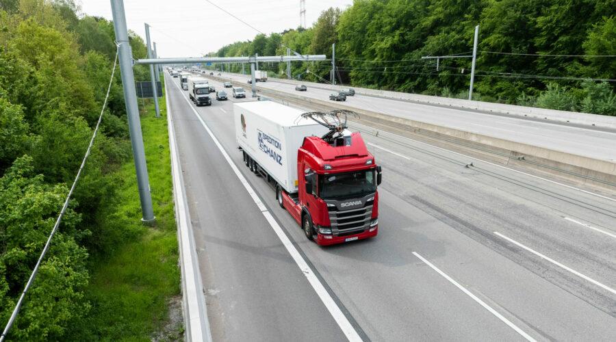 IKEM präsentiert Leitbilder für den Aufbau von Electric Road Systems
