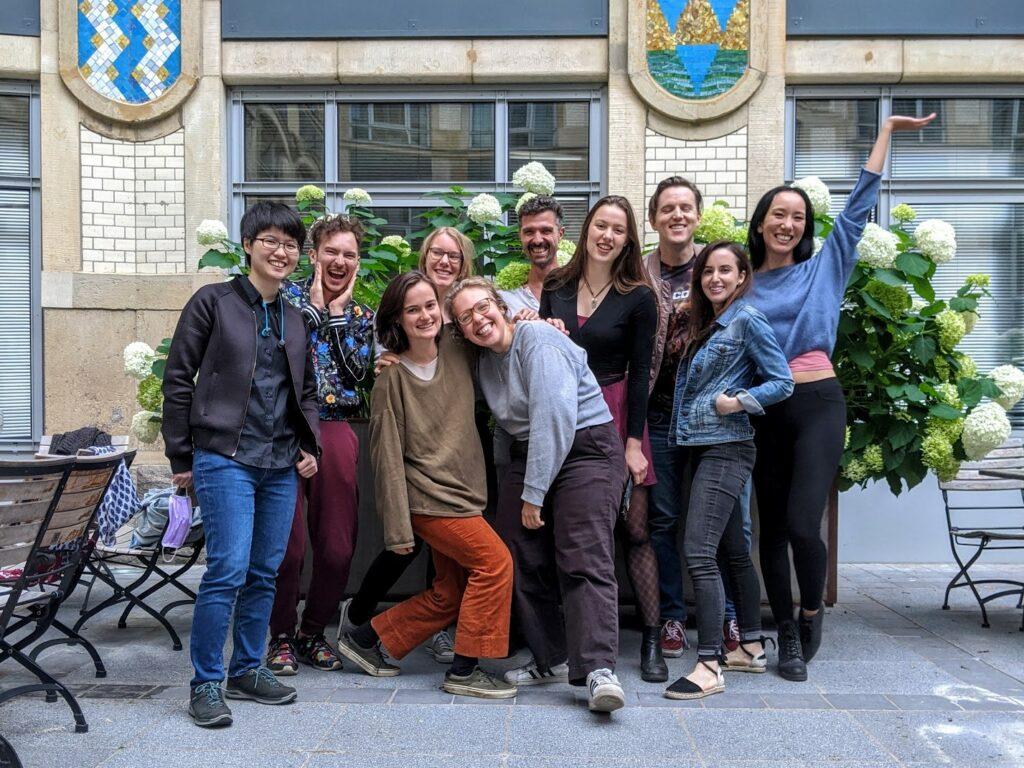 Teamfoto Energiewende-o-Mat