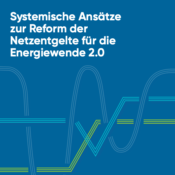 Systemische Ansätze zur Reform der Netzentgelte für die Energiewende 2.0